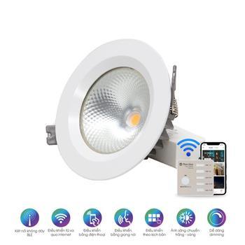 Đèn LED âm trần Downlight COB Model: AT14.BLE AT14.BLE