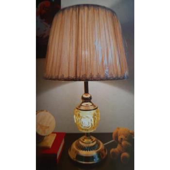 Đèn bàn ngủ Sano E27*1+ LED - W300*H520 B 2346 - New