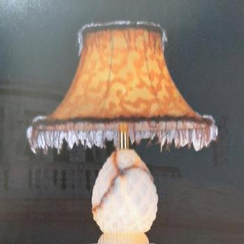 Đèn Bàn Đá Ø180*H610 BD-627