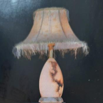 Đèn Bàn Đá Ø150*H590 BD-628