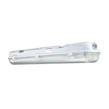 Bộ đèn LED Tuýp Chống ẩm T8 - 2 Bóng D LN CA01L/18Wx2