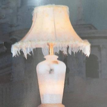 Đèn Bàn Đá Ø200*H610 BD-626
