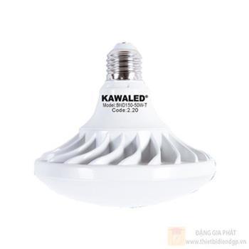 Bóng led bulb đĩa bay (UFO) nhôm đúc 50W BND150-50W