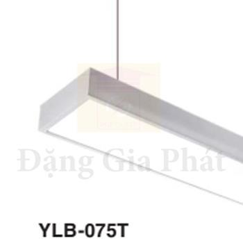 Bộ đèn treo sắt 38W- 1200x180x70mm YLB-075T