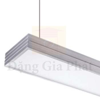 Bộ đèn treo sắt YLB-024 38W quang thông 4180Lm YLB-024T