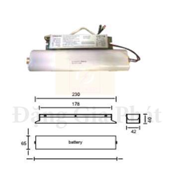 Bộ nguồn đèn chiếu sáng khẩn cấp PAPI327 PAPI327
