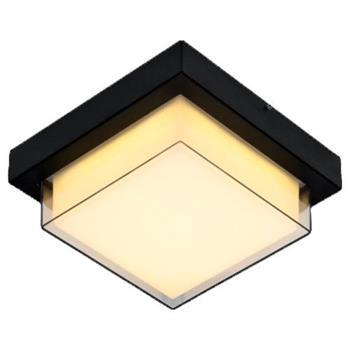 Đèn ốp trần vuông trang trí Ø170*H110, SMD 12W, 3000K, 6000K BT-120