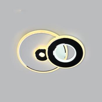 Đèn ốp trần tròn trang trí Ø200*H40, LED 30W, Xoay 180° BT-125