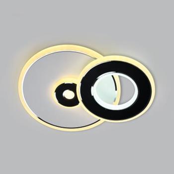 Đèn ốp trần tròn trang trí Ø240*H40, LED 45W, Xoay 180° BT-126