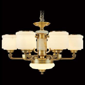Đèn chùm nến hợp kim cao cấp Ø710*H480, E27*6 LED C-157/6