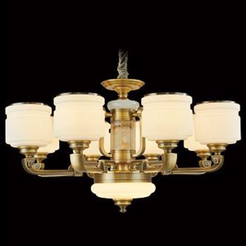 Đèn chùm nến hợp kim cao cấp Ø810*H480, E27*8 LED C-158/8