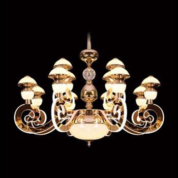 Đèn chùm pha lê cao cấp Ø880*H600 LED 240W (3 chế độ ánh sáng, có remote) C-169/12
