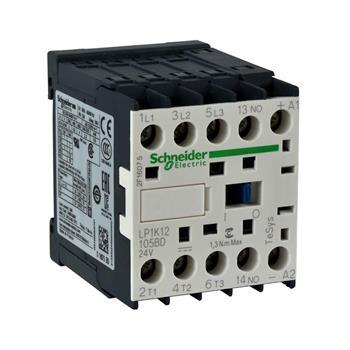 Relay điều khiển Schneider loại K điều khiển DC tiêu thụ 1.8W CA4KN●●●