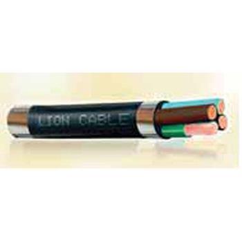 Cáp điện lực hạ thế 4 lõi, Cu/PVC/PVC - 600V - JIS C3342:2000 CVV- 4xX