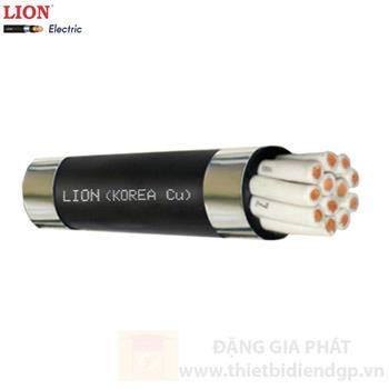 Cáp điều khiển có màn chắn chống nhiễu Lion 6 lõi, Cu/PVC/PVC CY-6x