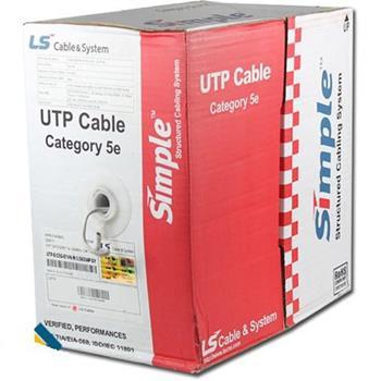 Cáp mạng 5e UTP UTP-E-C5G-E1VN-X 0.5X004P/GY