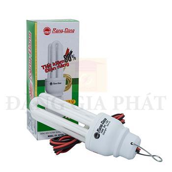 Bóng đèn Compact Rạng Đông 12V 15W CFL 3UT3DC 15W