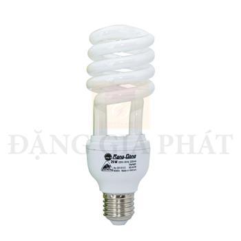 Bóng đèn Compact xoắn CFL HST4 25W đuôi E27/B22 CFL HST4 25W H8