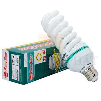 Bóng đèn Compact xoắn ST4 25W CFL ST4 25W E27 6500K
