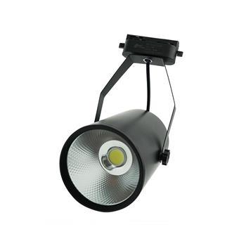 Đèn rọi ray COB dạng ống bơ 20W RR20Đ/T-01