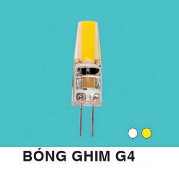 Bóng ghim G4 COB 3W Bóng ghim G4 COB 3W