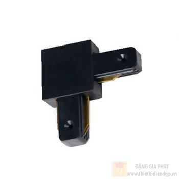 Đầu nối chữ L - Màu đen CON-2-90-B88