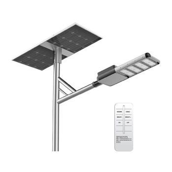 Đèn đường năng lượng mặt trời Rạng Đông 100W CSD02.SL/100W