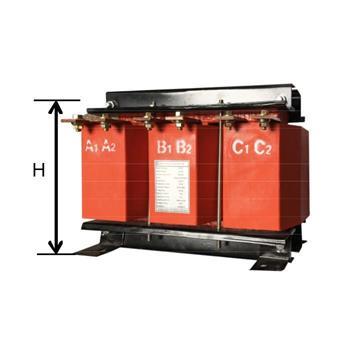 Cuộn kháng lọc sóng hài cho tụ bù, điện áp 230V - 7%, loại đúc khối EPOXY OR.07-230-10