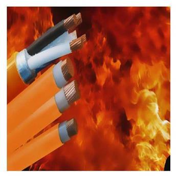 Cáp điện lực hạ thế chậm cháy CXV/FRT-06/1kV-4 lõi (3 Pha +1 trung tính) CXV/FRT-3xX+1xX