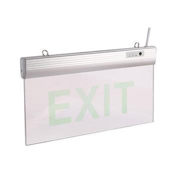 Đèn LED chỉ dẫn 2 mặt 2.2W (PCCC) D CD01 40x20/2.2W (2 mặt)