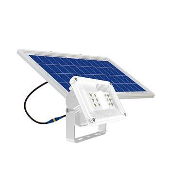 Đèn pha năng lượng mặt trời Rạng Đông 10W CP01SL/10W