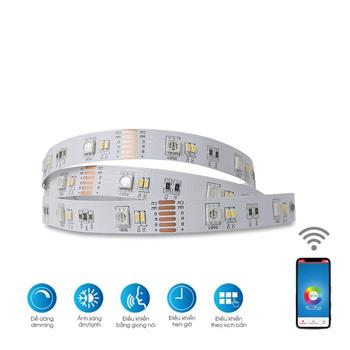 Đèn Led dây Rạng Đông RGBW wifi BD LD01RGBW.WF