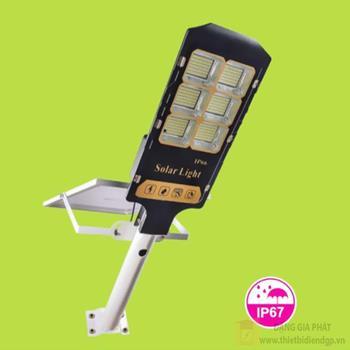 Đèn đường năng lượng mặt trời thân nhôm đúc cao cấp NL-xx