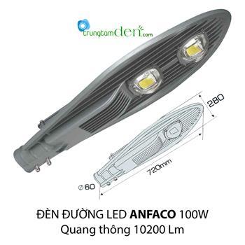 Đầu đèn đường 100W DDB 100W