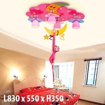 Đèn trần phòng trẻ em DEB-14 DEB-14