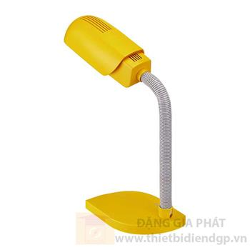 Đèn bàn học Philips Billy vàng bóng Genie 11W E27 Billy vàng