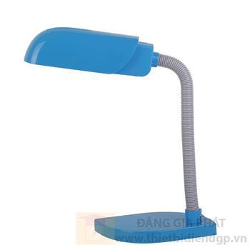 Đèn bàn học Philips Billy xanh dương bóng Genie 11W E27 Billy xanh dương