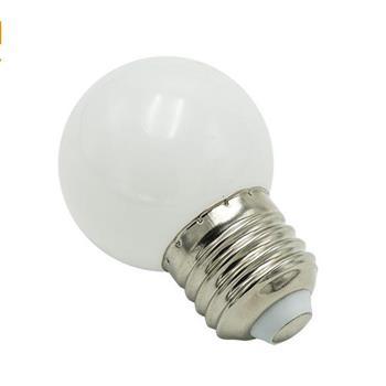 Đèn Bulb Chanh 1W 7 Màu BC7M