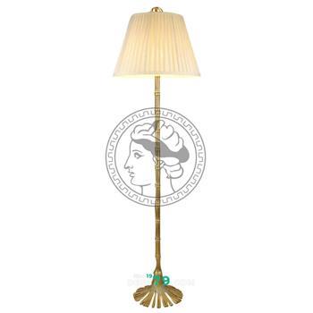 Đèn cây đồng chụp vải cao cấp 3LN627/2 3LN627/2