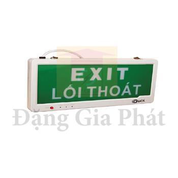 Đèn exit 1 mặt Sonata 3W ML350