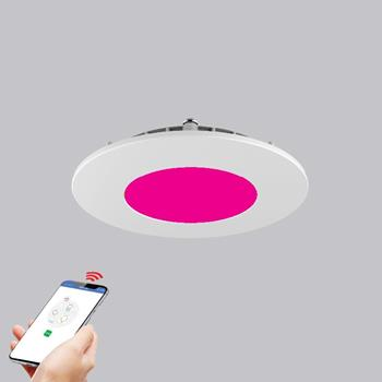 Đèn Led Panel Tròn Âm Smart Lighting RPL-6/SM