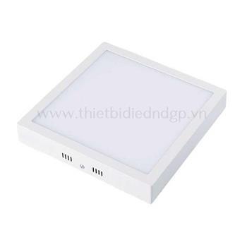 Đèn led ốp trần vuông 12W 12W
