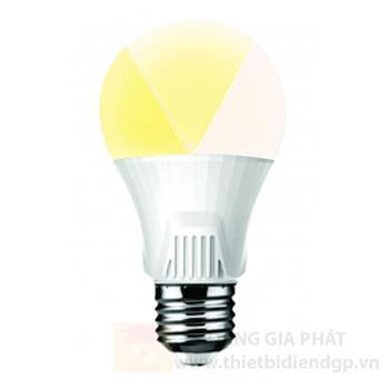Đèn led bulb 3 màu 5W A3-60-5W