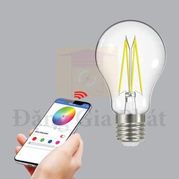 Đèn led bulb Filament 6W - 60 x 105mm FLM-6/A60SC