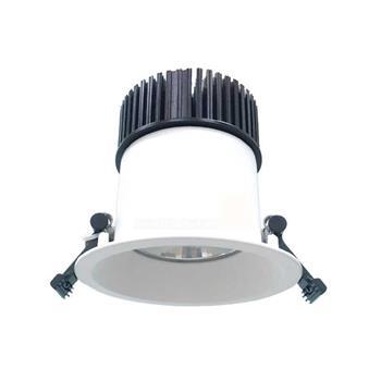 Đèn Led downlight MPE chống nước IP65 30W ánh sáng vàng DL65-30V