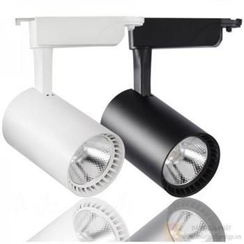 Đèn led thanh ray vỏ trắng và đen OPUSpotTR-U 25W-30D-WH/BK