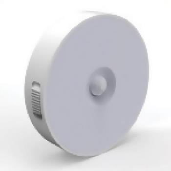 Đèn ngủ cảm biến Ø85*H20 LED 1W, sạc USB, công tắc 3 nấc: tắc, cảm ứng, mở DNCB-01