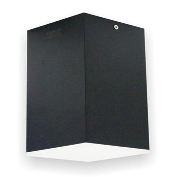 Đèn led vuông tán quang gắn nổi trang trí DFB0122
