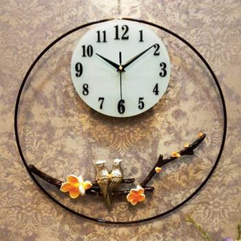 Đồng hồ treo tường nghệ thuật Ø700*H700 ĐH 967