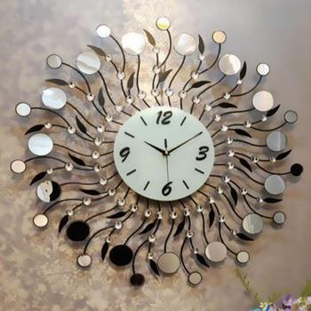 Đồng hồ treo tường nghệ thuật Ø700*H700 ĐH 987